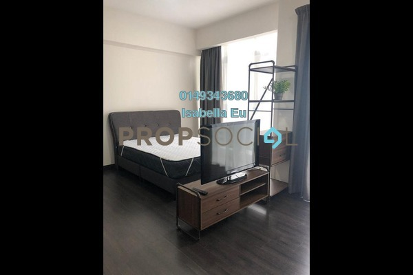 Serviced Residence For Rent in 28 Boulevard, Pandan Perdana Freehold Fully Furnished 1R/1B 1.4k