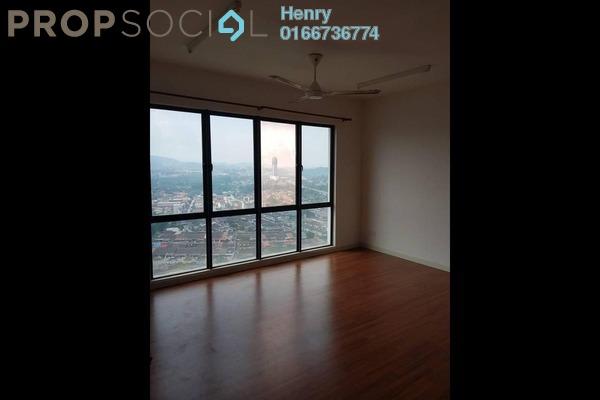 SoHo/Studio For Sale in You Vista @ You City, Batu 9 Cheras Freehold Semi Furnished 1R/1B 320k