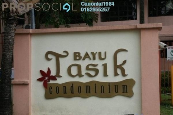 Condominium For Rent in Bayu Tasik 2, Bandar Sri Permaisuri Freehold Semi Furnished 3R/2B 1.25k