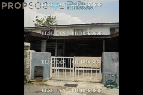 Terrace For Sale in Bandar Utama Batang Kali, Batang Kali Freehold Semi Furnished 3R/2B 125k