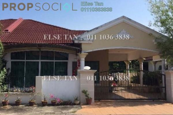 Semi-Detached For Sale in Desa Senadin, Miri Freehold Semi Furnished 4R/3B 278k