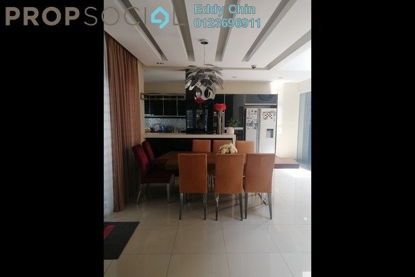 Semi-Detached For Sale in The Peak, Cheras South Freehold Semi Furnished 5R/5B 2.1m