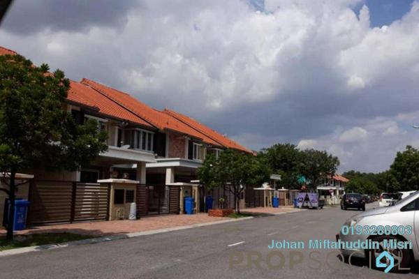 Terrace For Sale in Canting, Alam Impian Freehold Semi Furnished 5R/4B 725k