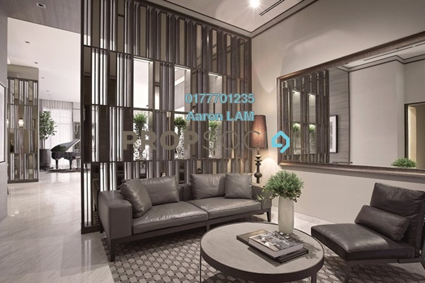 Condominium For Sale in Nobleton Crest, Ampang Hilir Freehold Semi Furnished 4R/4B 5.59m