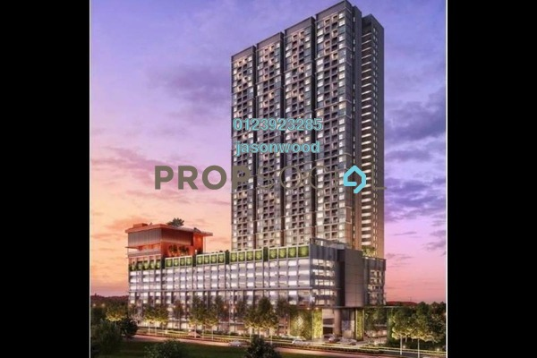 For Sale Condominium at The Havre, Bukit Jalil Freehold Unfurnished 3R/2B 300k