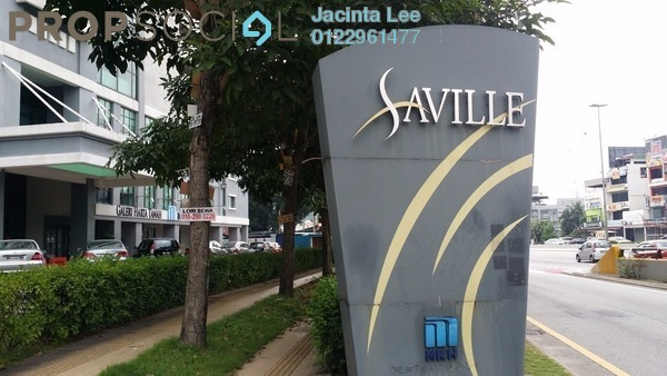 Condominium For Sale in Saville Residence, Old Klang Road Freehold Unfurnished 4R/3B 474k