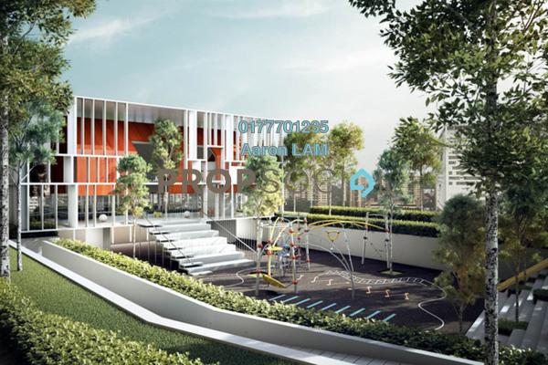For Sale Condominium at Lucentia Residences, Kuala Lumpur Freehold Semi Furnished 2R/2B 1.5m