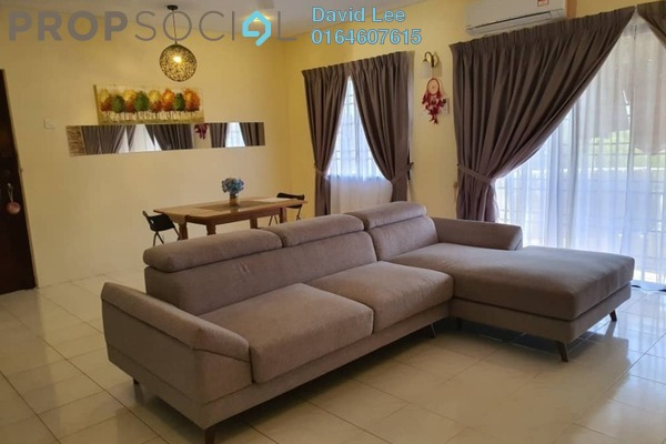 For Sale Condominium at Springfield, Sungai Ara Freehold Fully Furnished 3R/2B 350k