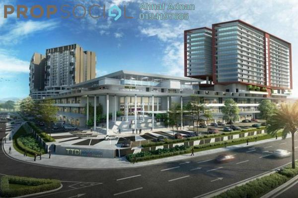 SoHo/Studio For Sale in TTDI Sentralis, TTDI Gateway Freehold Unfurnished 1R/1B 476k