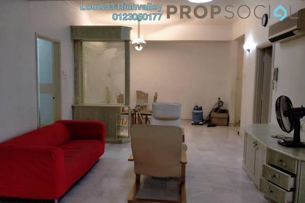 Condominium For Sale in Villa Puteri, Putra Freehold Semi Furnished 2R/2B 538k