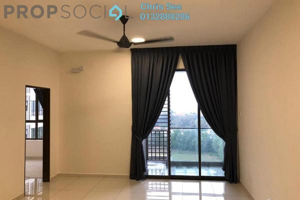 Condominium For Rent in Suria Putra, Bukit Rahman Putra Freehold Semi Furnished 2R/2B 1.2k