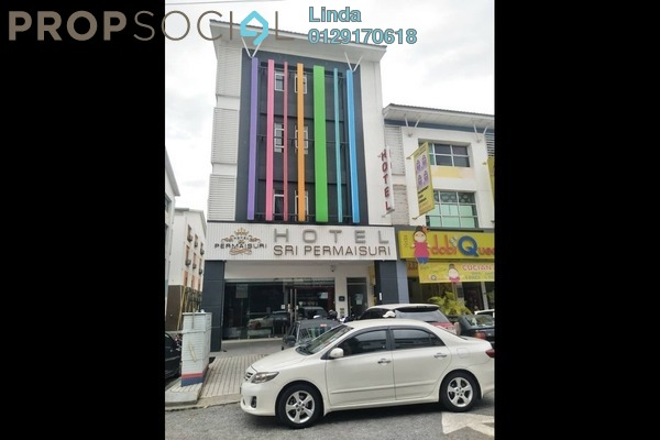 Serviced Residence For Sale in Hotel Sri Permaisuri, Bandar Sri Permaisuri Leasehold Fully Furnished 27R/27B 6.8m