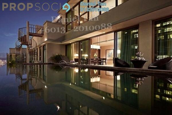 Duplex For Sale in Seni, Mont Kiara Freehold Semi Furnished 8R/9B 12m