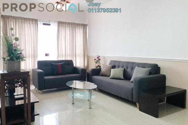 Condominium For Rent in Savanna 1, Bukit Jalil Freehold Fully Furnished 4R/2B 2.2k