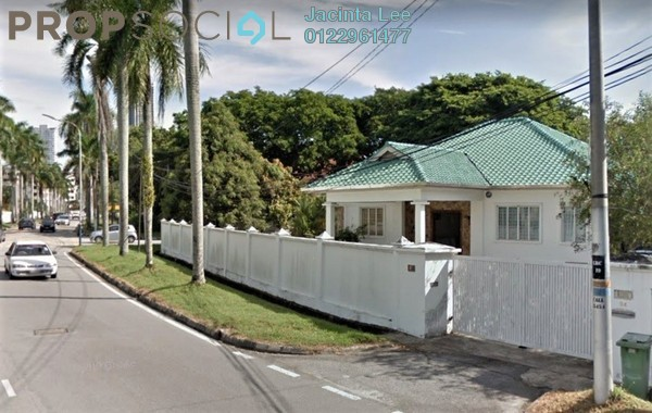 For Sale Bungalow at Desa Palma, Pulau Tikus Freehold Semi Furnished 4R/2B 4.38m