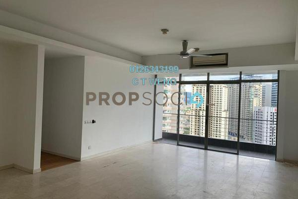Condominium For Rent in 2 Hampshire, KLCC Freehold Semi Furnished 3R/5B 6.5k