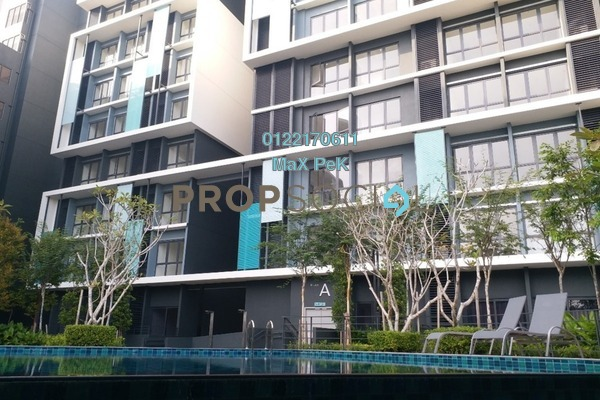 SoHo/Studio For Rent in Core SoHo Suites, Sepang Freehold Semi Furnished 1R/1B 1.2k
