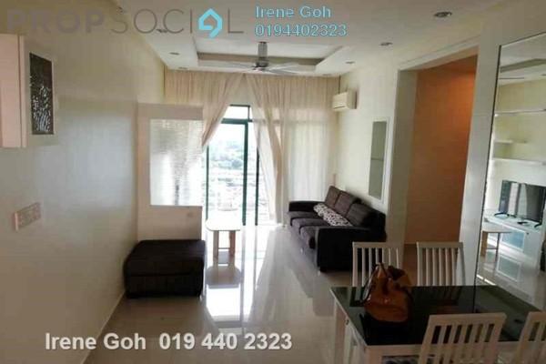 For Rent Condominium at Tanjung Park, Tanjung Tokong Freehold Fully Furnished 2R/2B 2k