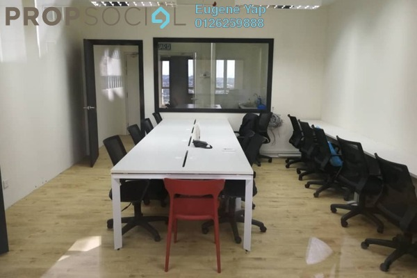 For Rent Office at One Mont Kiara, Mont Kiara Freehold Semi Furnished 0R/0B 2.6k