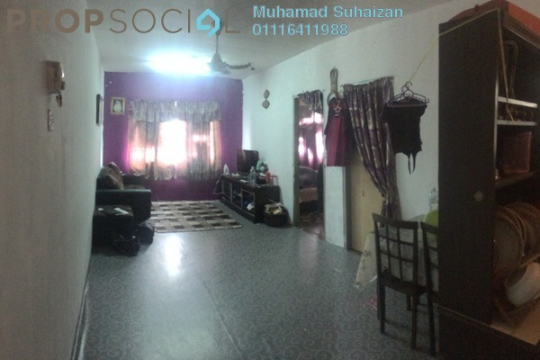 Apartment For Sale in PJS 2, PJ South Freehold Unfurnished 3R/1B 155k