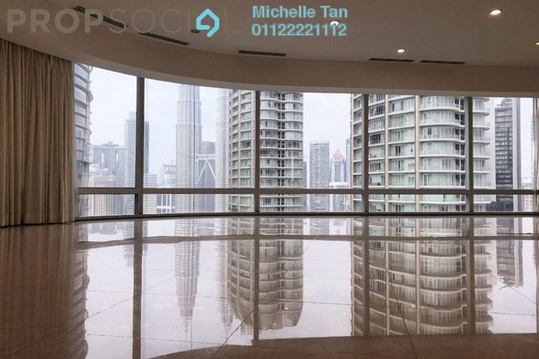 Serviced Residence For Rent in The Avare, KLCC Freehold Semi Furnished 4R/5B 12.5k