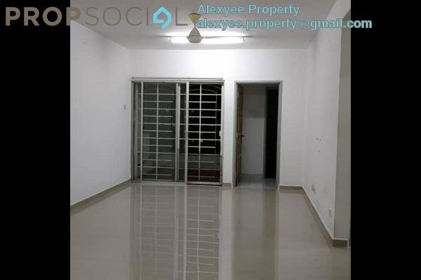 Condominium For Rent in Bayu Tasik 2, Bandar Sri Permaisuri Freehold Semi Furnished 3R/2B 1.2k