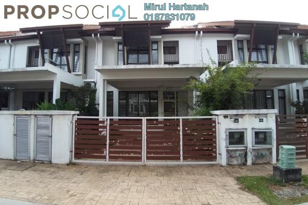Terrace For Rent in Ilmia, Setia Alamsari Freehold unfurnished 4R/3B 1.5k