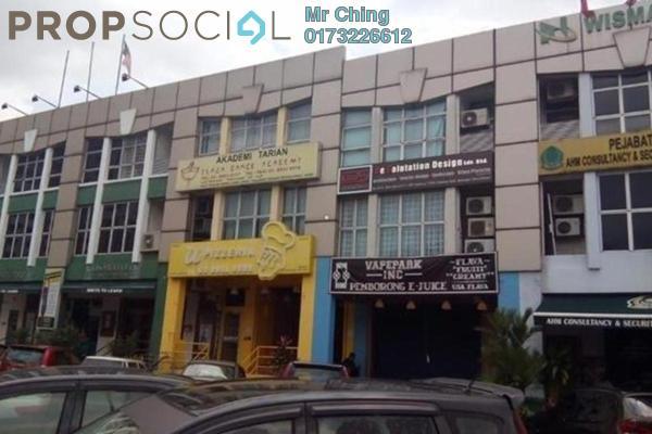 Shop For Sale in USJ 21, UEP Subang Jaya Freehold Semi Furnished 0R/0B 2.25m