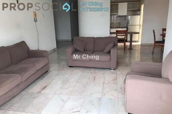 Condominium For Sale in Contessa, Bangsar Freehold Semi Furnished 3R/3B 1.02m
