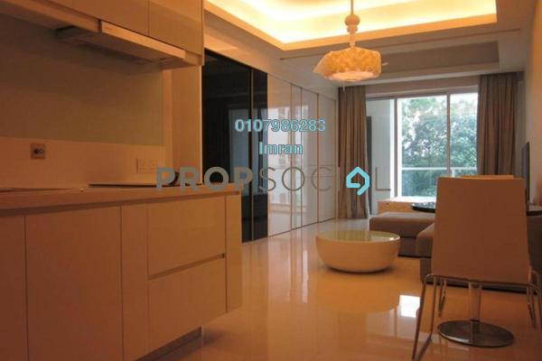 Serviced Residence For Rent in Chelsea, Sri Hartamas Freehold Fully Furnished 0R/1B 1.8k