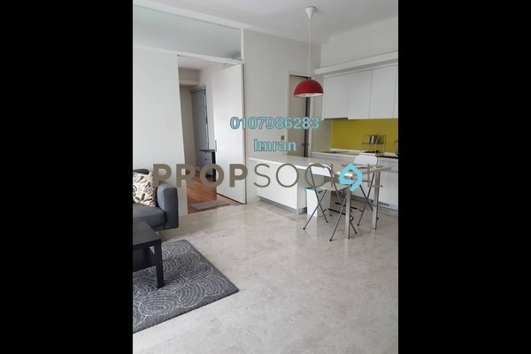 Serviced Residence For Rent in The Signature, Sri Hartamas Freehold Fully Furnished 1R/1B 2.5k