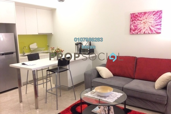 Serviced Residence For Rent in The Signature, Sri Hartamas Freehold Fully Furnished 1R/1B 2.2k