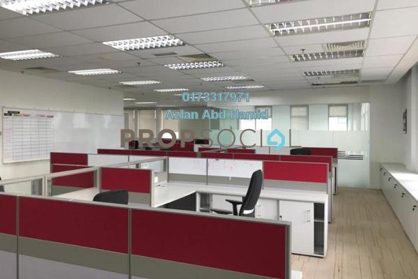 Office For Rent in Pusat Bandar Damansara, Damansara Heights Freehold Fully Furnished 0R/2B 42.2k