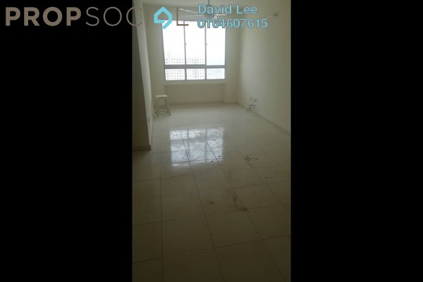 Apartment For Sale in Harmony View, Jelutong Freehold Semi Furnished 3R/2B 380k