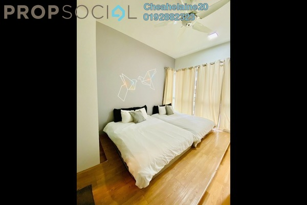Serviced Residence For Sale in Regalia @ Jalan Sultan Ismail, Kuala Lumpur Freehold Fully Furnished 1R/1B 590k