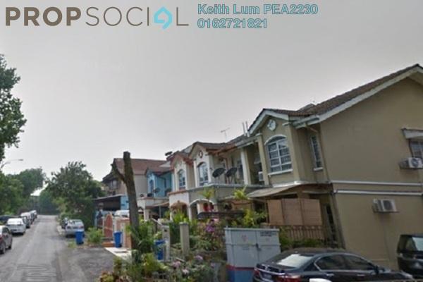 Terrace For Sale in Desa Subang Permai, Subang Freehold Semi Furnished 4R/3B 550k