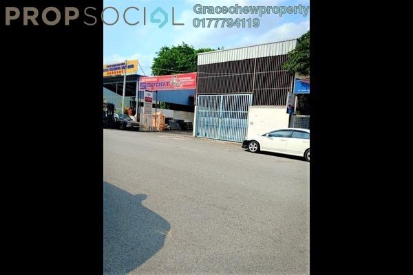 Factory For Sale in Taman Mount Austin, Tebrau Freehold Semi Furnished 0R/0B 988k