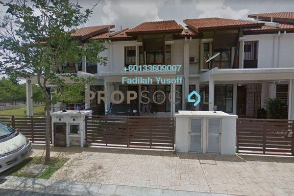 Terrace For Rent in Ilmia, Setia Alamsari Freehold Unfurnished 4R/3B 1.6k
