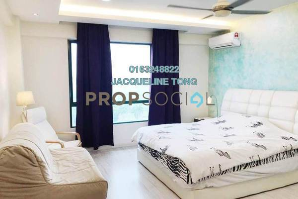 Serviced Residence For Sale in Sri Acappella, Shah Alam Freehold Semi Furnished 1R/1B 380k