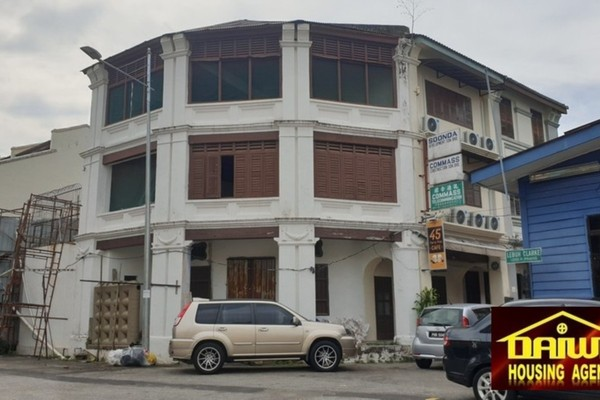 Shop For Rent in UNESCO Heritage Shoplot, Georgetown Freehold Unfurnished 0R/2B 4.5k