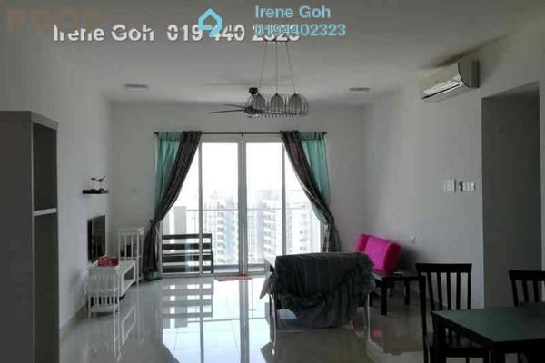 For Sale Condominium at Vertiq, Gelugor Freehold Semi Furnished 3R/2B 1.06m