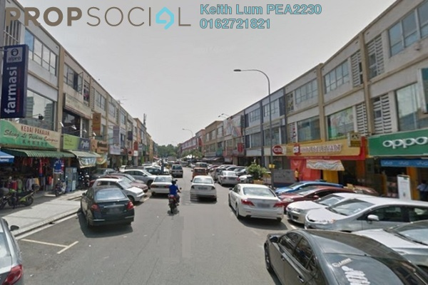 Shop For Sale in Plaza Dwitasik, Bandar Sri Permaisuri Freehold Semi Furnished 3R/3B 2.78m
