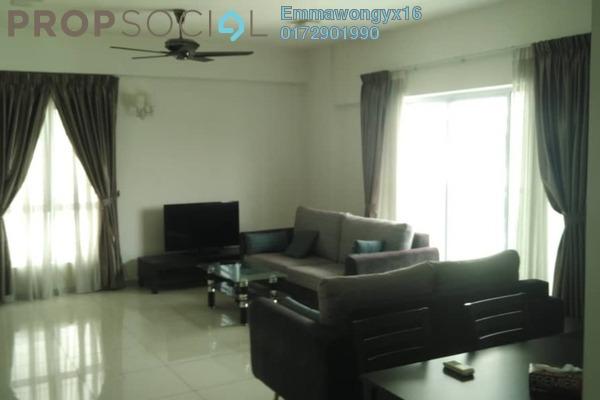 Condominium For Rent in Villa Orkid, Segambut Freehold Semi Furnished 3R/2B 2.6k