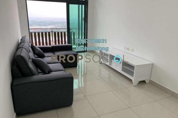 Serviced Residence For Rent in D'Secret Garden, Johor Bahru Freehold Fully Furnished 3R/3B 1.6k