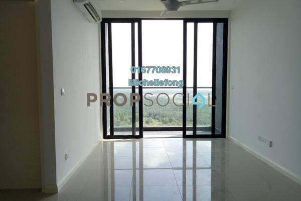Condominium For Rent in D'Pristine, Medini Freehold Semi Furnished 2R/2B 1.6k