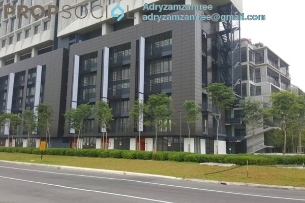Office For Sale in Tamarind Square, Cyberjaya Freehold Unfurnished 0R/0B 960k