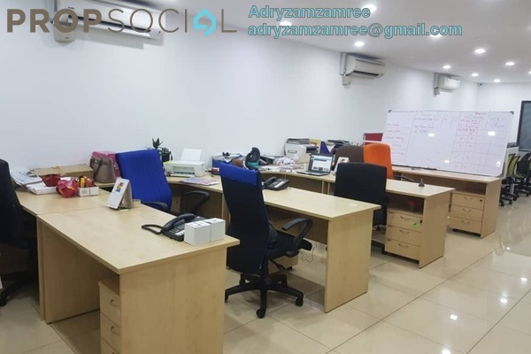 Office For Rent in Plaza Usahawan, Danau Kota Freehold fully_furnished 3R/2B 500translationmissing:en.pricing.unit