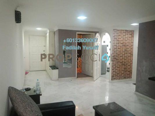 Apartment For Sale in Pandan Jaya H5, Pandan Jaya Leasehold Semi Furnished 3R/1B 290k