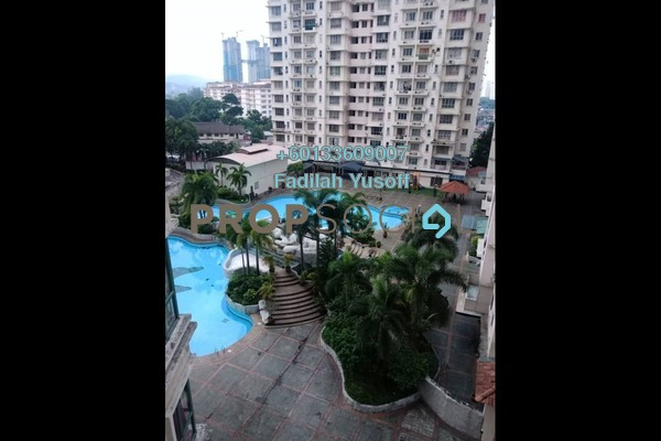 SoHo/Studio For Sale in Lanai Gurney, Keramat Freehold Unfurnished 1R/1B 340k