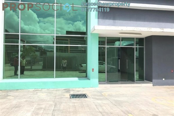 Factory For Sale in SME City, Bandar Indahpura Freehold Semi Furnished 0R/0B 1.85m